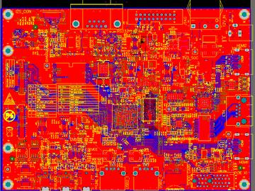 HI3559A原理图PCB