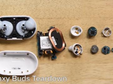 Galaxy Buds现场拆解:这是最具修复性的耳机吗?