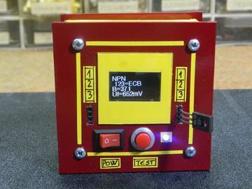 基于Arduino的DIY电子元件测试器
