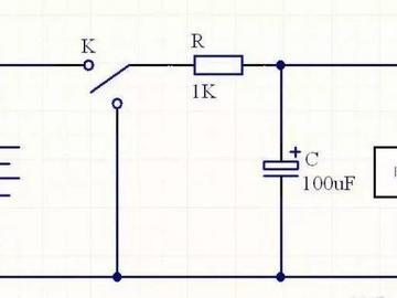 如何計算電容的充放電時間詳解