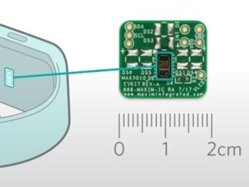 MAX30102:一个高灵敏度脉搏血氧仪和心率传感器的模块电路设计方案