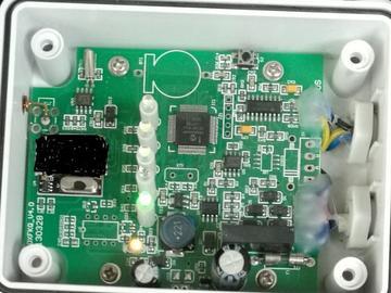基于Microchip PIC16LF1947蓝牙支付水表模块方案