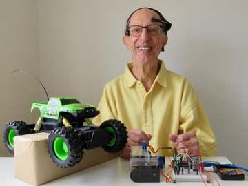 基于Arduino技术的受脑电波操控的智能小车