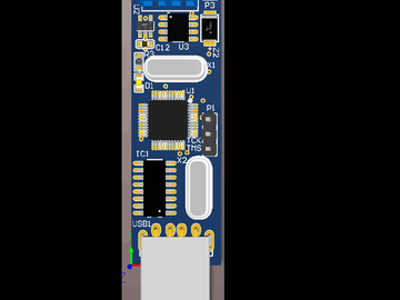 USB转CAN调试器设计方案