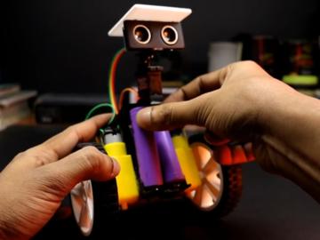 如何制作简单易用的Arduino机器人