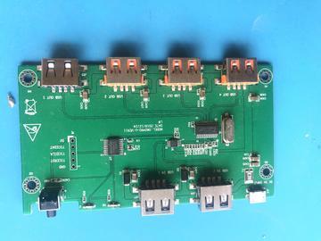 USB设备共享/切换器方案原理图及PCB设计