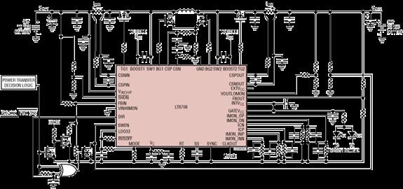 LT8708参考设计,含原理图、PCB、BOM,Altium格式,输入2.8V至80V,输出1.3V至80V