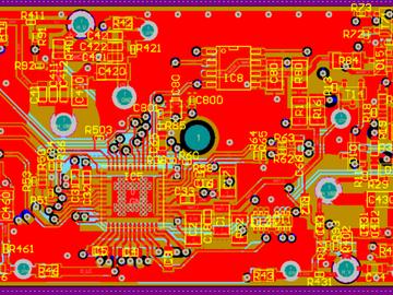 400w汽车发动机冷却风扇电路方案(原理图+pcb+bom表)