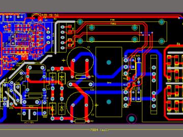 美容微波减肥 磁控管方案设计(原理图+参考资料)