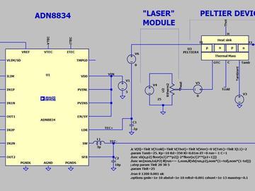 如何对热电元件进行LTspice仿真