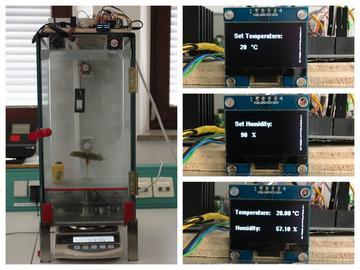 基于Arduino的气候室系统