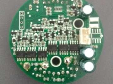 基于STM32开发板设计的支持10V-24V的桌面风扇驱动器(原理图/PCB/源文件/BOM)