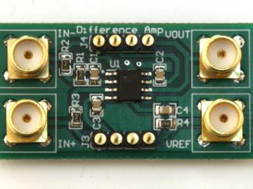 基于OPA2333P的通用自制 (DIY) 放大器模块电路设计