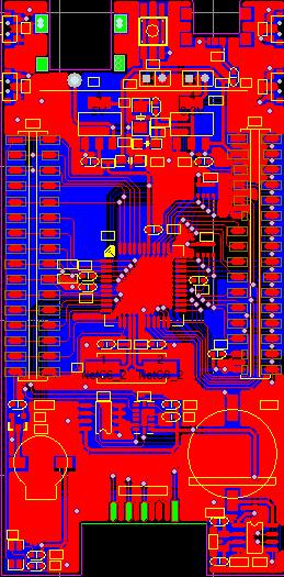 一種高精度角度檢測系統軟硬件