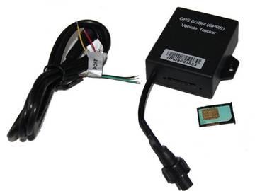 基于ST STM32F101RCT6及LIS3DHTR的智能汽车追踪器方案