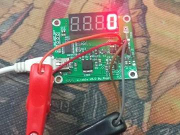 基于STM8主控的DIY毫欧表电路设计(含原理图+PCB+程序文件)