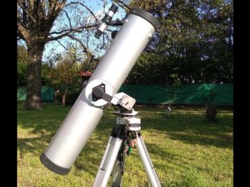 基于 ESP32 的计算机化望远镜