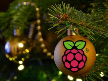 基于树莓派制作的圣诞节闪烁LED灯