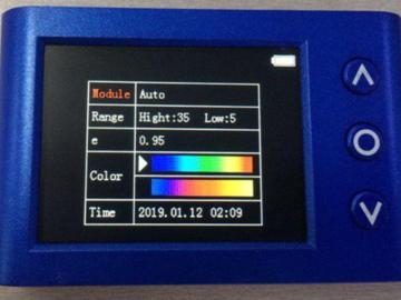 基于MLX90640芯片diy的一个极具性价比的红外热像仪电路方案