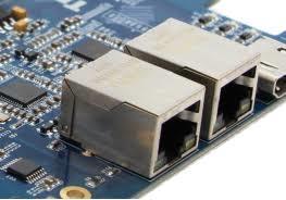 八核浮点型DSP的双千兆网接口设计方案