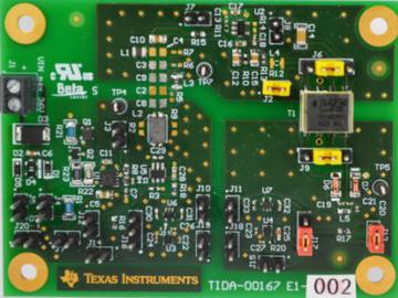 用于4到20mA回路供电发送器的隔离式电路设计