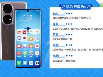 E拆解:售价5988起,却没有5G。华为 P50 Pro还有什么吸引着消费者?