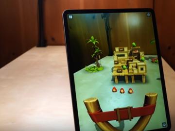 12.9英寸iPad Pro 2020拆解:LiDAR扫描仪是什么样的?