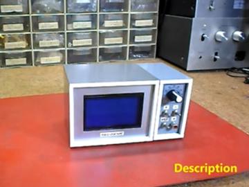 搭建一个简单好用的Arduino示波器,LCD屏幕显示测试结果
