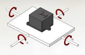 基于双轴传感器SCA100t和C8051F单片机设计实现的倾角传感器