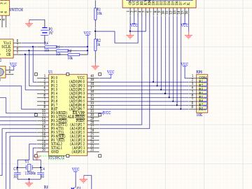 校园作息时间控制器电路设计方案