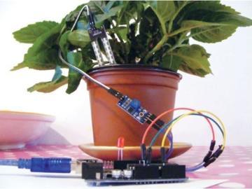 基于Arduino Uno的智能灌溉系统