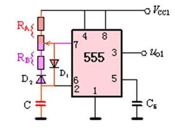 555定时器超全讲解,应用电路剖析