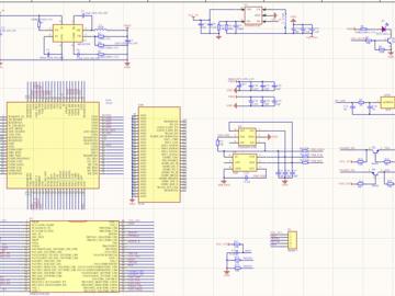 STM32F103串口驱动移远EC20系列4G模块_心跳包_掉线自动重连_数据透传_保存参数到手即用