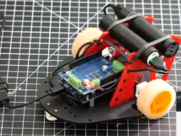 基于ESP8266開發板打造的wifi機器人小車控制電路方案(Mac OSX和Windows)