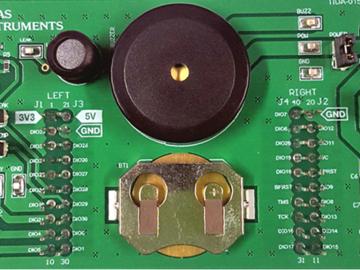 基于CC1310的低功耗洪水/冻结探测器电路设计