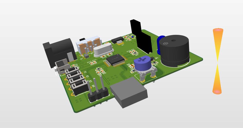 STM32單片機溫度,電壓,電流測量及上下限設置