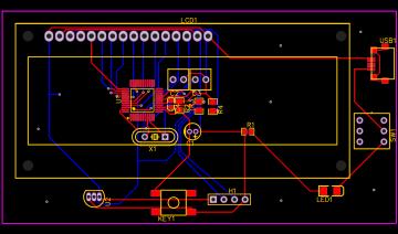 基于STM32L和M24SR64-Y NFC标签芯片的智能无线监测电路设计