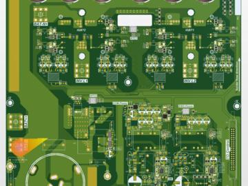 13KW 储能变流器(PCS)主控为TMS320F28068(原理图+pcb)