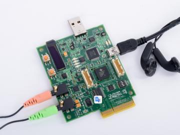 基于C5535 eZdsp的语音识别电路设计