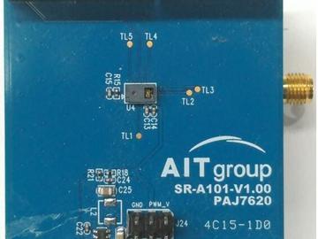 基于Qualcomm CSR1010+PixArt BLE无线手势识别方案