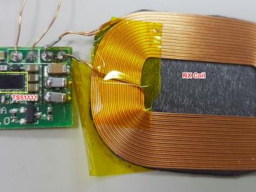 基于Semtech TX81000+TS51111 RX 的TWS蓝牙无线耳机充电盒方案