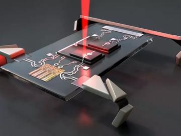 重大突破,史上最小的微型机器人诞生,比头发丝还细