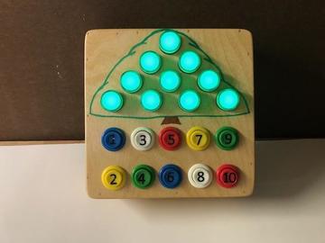 基于 Arduino 的儿童计数树