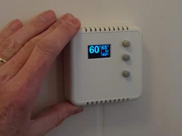 基于Arduino的风扇控制器