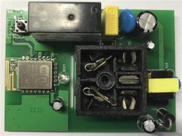 基于集贤UA402D模块之Wi-Fi 插座方案