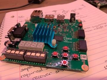 入门教程 | TE0802 开发板入门