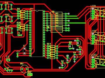 Altium Designer 17新手入门全套原理图设计/PCB设计视频教程