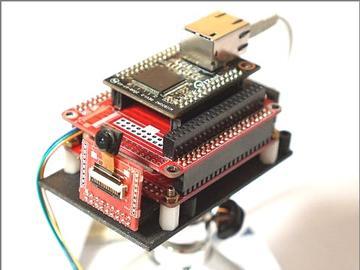 使用W5300 第 1 部分设置网络摄像机