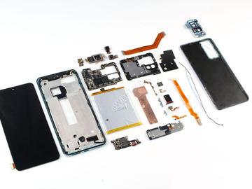 E拆解:ViVO X60微云台主摄竟与X50 Pro如此相像