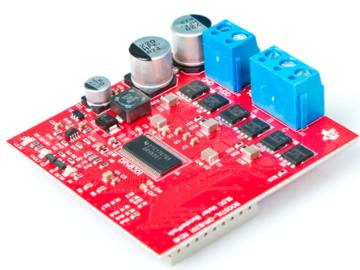 基于DRV8301和和CSD18533Q5A MOSFET管组合的三相无刷直流驱动电路设计